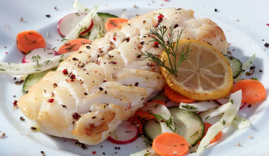 Nordic Group Fjord Fresh Wild Caught Cod and Haddock